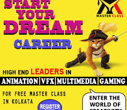 Weekly Master Classes with Maac Animation Kolkata