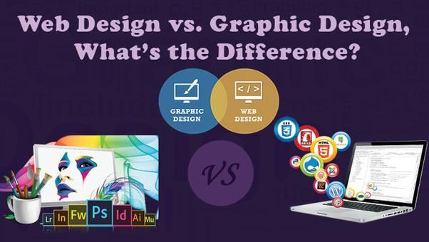 Graphic Designing Vs Web designing
