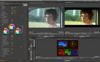 Colour Grading with Animation Kolkata