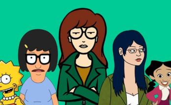 Female Characters in animation