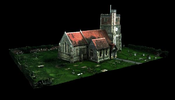 3D Scanning Animation Kolkata