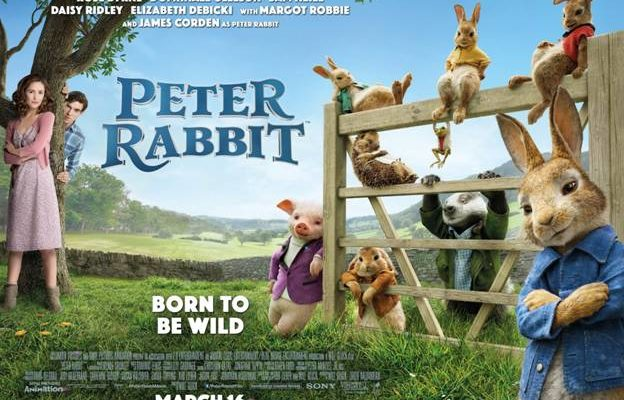 Peter Rabbit @Animation Kolkata