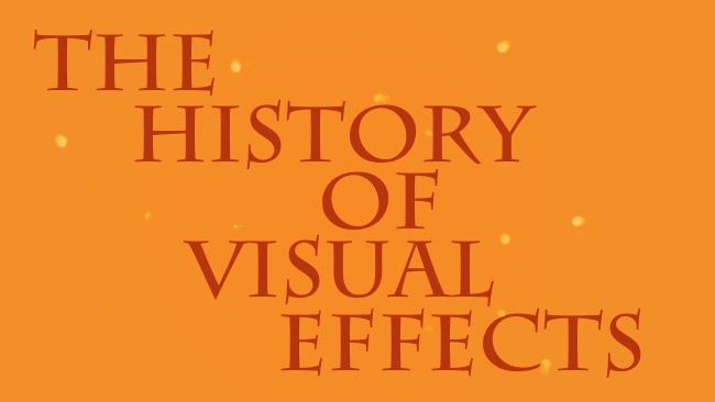 Visual Effects History @ Animation Kolkata