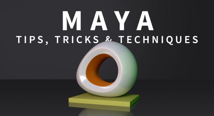 Mental Ray Nodes In Maya @Animation Kolkata