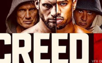 Creed II VFX At Best VFX Institute Kolkata