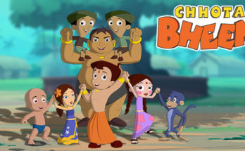 Chhota Bheem Commercial @Animation Kolkata