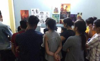 MAAC Students Animation Studio Visit