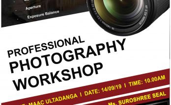 Photography Workshop At Best Maac Institute Kolkata