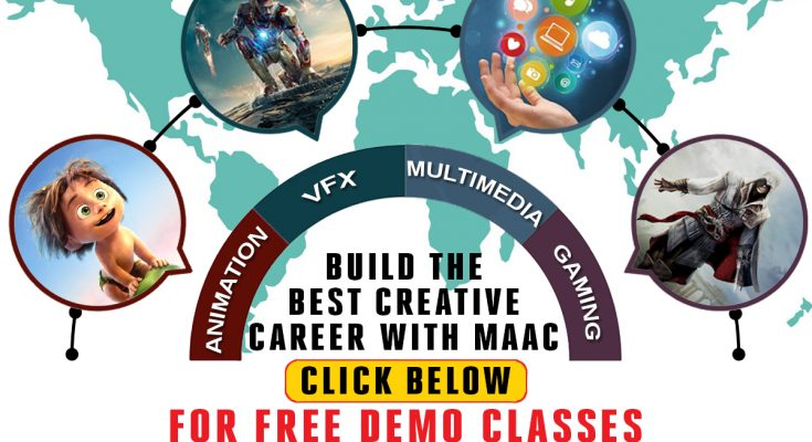 VISUAL EFFECTS Career With MAAC