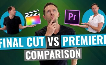 FINAL CUT PRO VS ADOBE PREMIERE