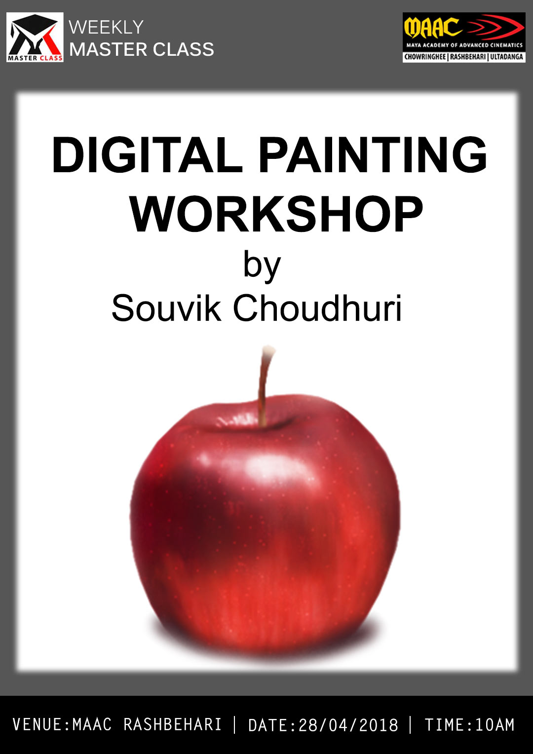 Weekly Master Class on Digital Painting Workshop